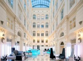 巴瑟羅布爾諾宮殿酒店