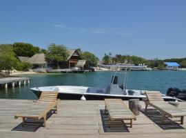 Eco House Isla Erizo