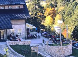 Snjezna kuca - Nature Park of Bosnia Herzegovina