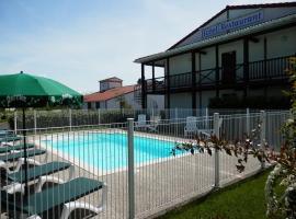 L'Auberge Everhotel de Tarbes-Ibos, Ibos (рядом с городом Louey)