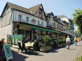 Hotel Vater Rhein, Bad Breisig (Bad Hönningen yakınında)