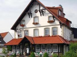 Landhotel Lippischer Hof, Lügde (Rischenau yakınında)