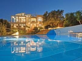 Daratsos Villa Sleeps 10 Pool Air Con WiFi