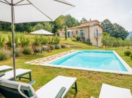 Colli-Vallicelli Villa Sleeps 10 Pool Air Con WiFi