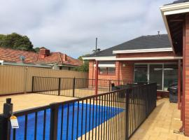 Big House Heated Pool 11 Beds Como / South Perth / Applecross