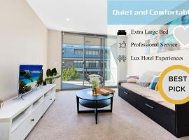 Huge 2 bedrooms with A-grade cleanliness & comfort