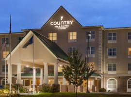 Country Inn Suites By Radisson Harrisburg At Union Deposit Road