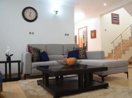 5bedroom exquisitely finished house in Lekki phase 1