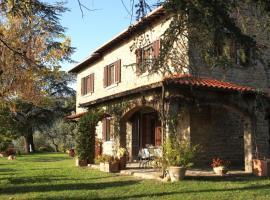 Pergaccio Villa Sleeps 10 Pool Air Con WiFi