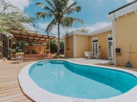 Monumental Landmark with Pool