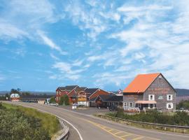 Hopewell Rocks Motel & Country Inn, Hopewell Cape