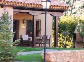 Casas Rurales Cortijo Bellavista, Alcaraz (Salobre yakınında)