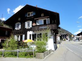 Gotthard Backpacker, Wassen (Amsteg yakınında)