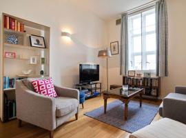 Elegant 1-Bed apt in Period Building near Oval