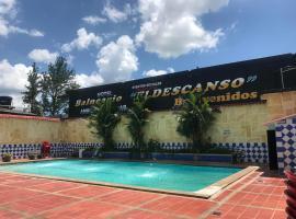 HOTEL Y BALNEARIO EL DESCANSO, Villavicencio