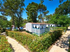Camping Adria Mobile Homes Lanterna