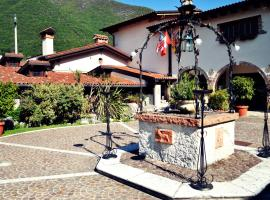 Il Tinello, Solagna (Pove del Grappa yakınında)