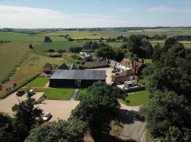 The Farmhouse at Redcoats