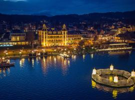 Falkensteiner Schlosshotel Velden – The Leading Hotels of the World, Фельден-ам-Вёртер-Зе