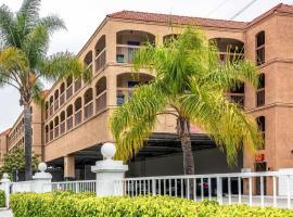 Motel 6 Gardena Ca - South