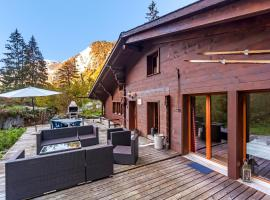 Charming little chalet for 6 person near Grindelwald