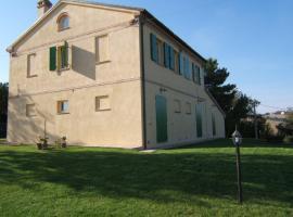 Agriturismo I Ciliegi del Checco, San Marcello (Berdekatan Monsano)