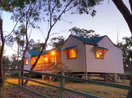 Accommodation Creek Cottages, Ballandean (Wyberba yakınında)