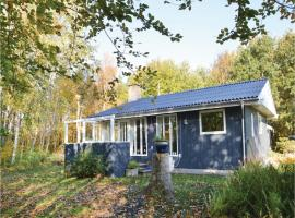 Two-Bedroom Holiday Home in Logstor