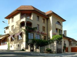 Hotel La Sablière, Kluisbergen (Mont-de-l'Enclus yakınında)