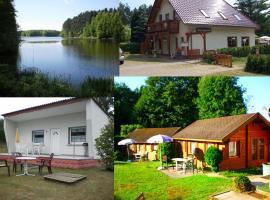 Ferienhäuser Waldidyll