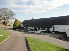 The Dog & Partridge Country Inn, Ashbourne