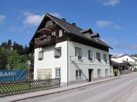 Frühstückspension Stocker, Bad Aussee (Praunfalk yakınında)