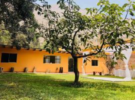 Casa Campo LOVELY JUNGLE en Santa Eulalia-Lima
