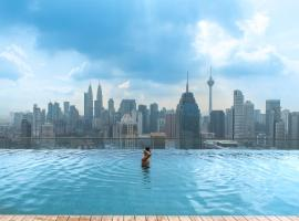 Hc Studio Regalia Residences Rooftop Infinity Pool