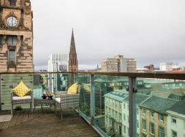 The 10 Best Hotels With Parking In Glasgow Uk Booking Com