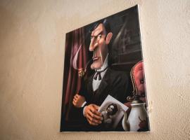 Sherlock Holmes Hostel