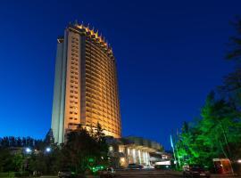 カザフスタン ホテル