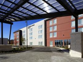 Budget Hotels Near Port Columbus International Airport Springhill Suites By Marriott Easton