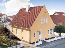 Holiday Home Skagen - close to the church - 020186