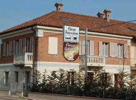 Casa Fruscione, Magliano Alfieri