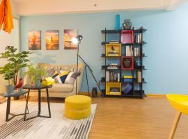 Jinan Licheng·Gaoxin Wanda Plaza· Locals Apartment 00126030