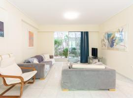 Agia paraskevi ground floor apartment