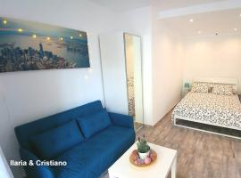 Charming studio apartment
