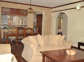Contemporary 2 bedroom for family and friends.