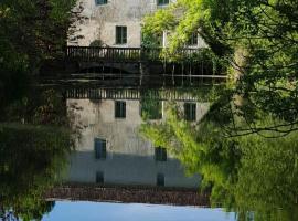 Le Moulin Chaillou Pons Charente Maritime