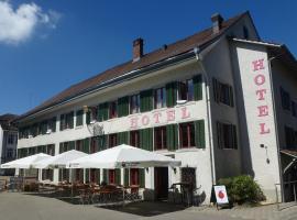Gasthof Löwen, Bassersdorf (Brütten yakınında)
