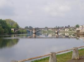 Aux Raisins Verts, Castillon-la-Bataille (рядом с городом Saint-Magne-de-Castillon)