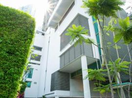 Deluxe Suite Swiss Garden Residences