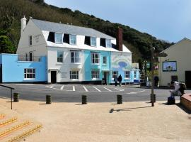 Lulworth Cove Inn, Lulworth Cove