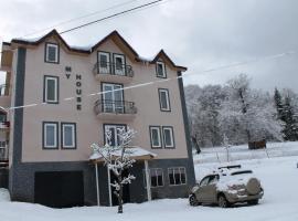 My House in Bakuriani